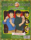 Jackie Chan Adventures Magazine 12