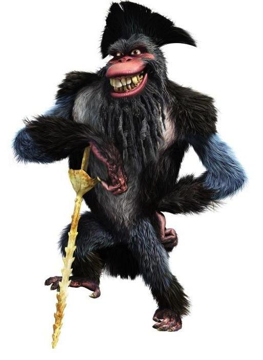 Ice Age Captain Gutt Captain Gutt  voiced by Peter