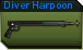 Diver harpoon e icon