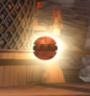 Coordinate sphere
