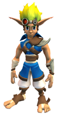 Jak from TPL render