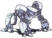Robo-goon concept art