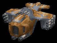 Aeropan heavy fighter render