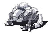 Hopper bot concept art