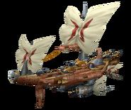 Phantom Blade render