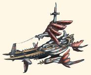 Phantom Blade concept art