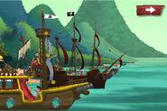 Bucky&Jolly Roger-Jake's Heroic Race02