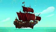 Jolly roger-Treasure of the Pirate Mummy's Tomb01