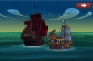Bucky&Jolly Roger-Jake's Heroic Race05