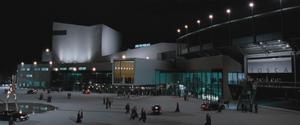 QoS - Bregenz Opera House Exterior