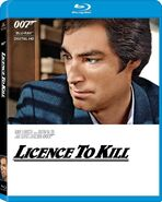License to Kill (2015 Blu-ray)