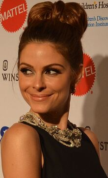 Maria Menounos 2014 Kaleidoscope Ball (cropped)