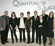 Quantum of Solace - Press conference 5