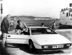 Lotus Esprit promotional photograph (1)