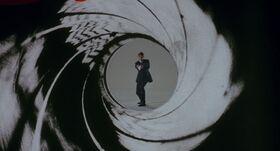 Live and Let Die - Gun Barrel