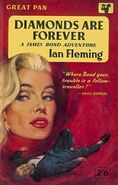 Diamonds Are Forever (Pan, 1958)