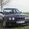 Vehicle - BMW 520i