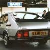 Vehicle - Saab 900 Turbo