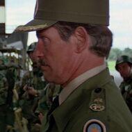 Colonel Toro (Ken Norris) - Profile