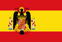 750px-Flag of Spain (1945 - 1977) svg