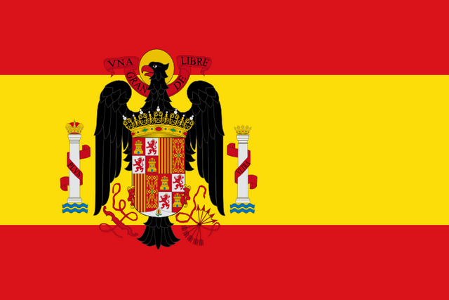 File:750px-Flag of Spain (1945 - 1977) svg.png