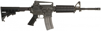 Colt m4a1 collapse stock