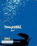 Thunderball (2015 Blu-ray SteelBook)