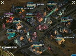 WoE - Las Vegas Map