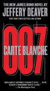 Carte blanche paperback US