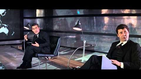 SPECTRE meeting in Thunderball