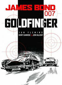 007GoldfingerComic