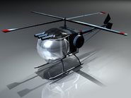 Radio-controlled helicopter, FRWL game