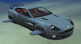 Submersible V12 Vanquish (Nightfire, GC)