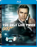 You Only Live Twice (2012 50th anniversary Blu-ray)