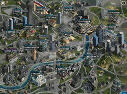 WoE - London Map