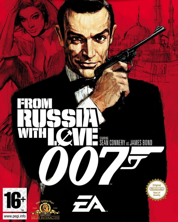 From Russia with Love (video game) | James Bond Wiki | Fandom powered ...