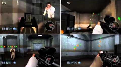 GoldenEye 007 Wii Launch Trailer