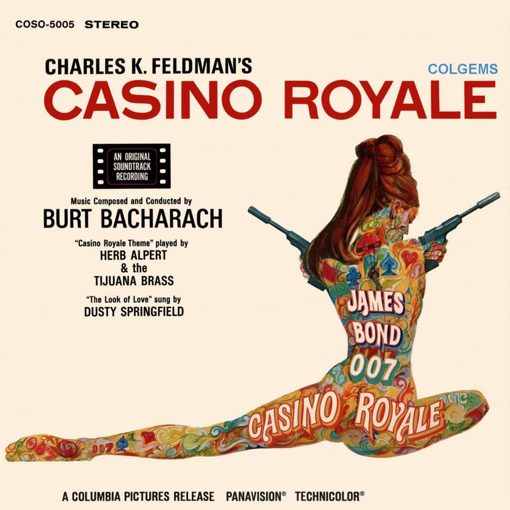 james bond music casino royale