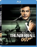 Thunderball (2012 50th anniversary Blu-ray)