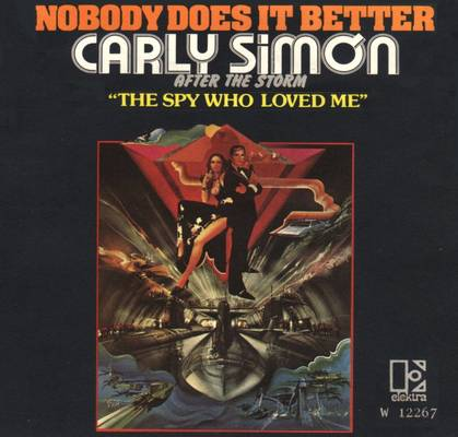 Image result for nobody does it better carly simon pictures