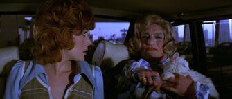 Blofeld as a woman
