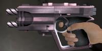 Tesla EM pistol