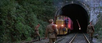Train soldiers ak
