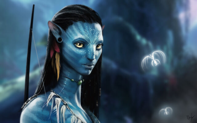 File:Neytiri Wallpaper.jpg