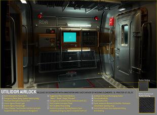 Utilidor Airlock