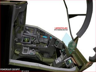 AMP Canopy Layout B
