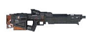SOLARIS IV Standard Issue Rifle