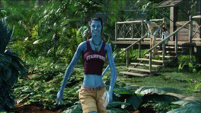 Grace as an Avatar