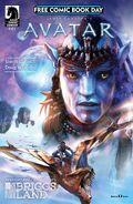 Avatar FCBD 2017 cover