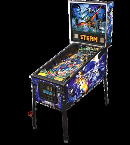 File:Avatar Pinball Machine.png